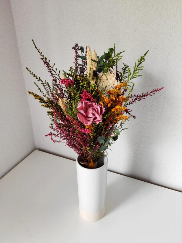 ramo gardenia preservada